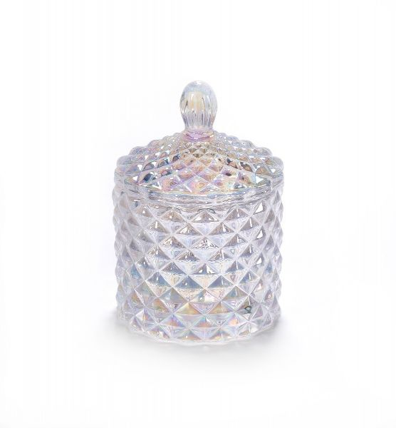 Baby Geo (100ml) : Pearlescent Clear