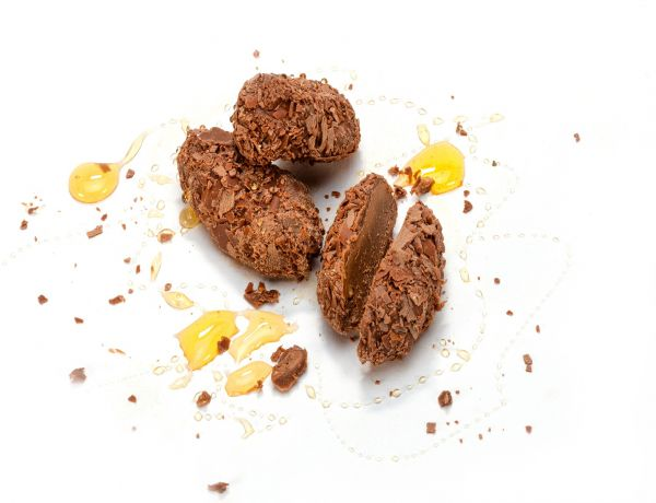 Chocolate Truffle + Posh Honey