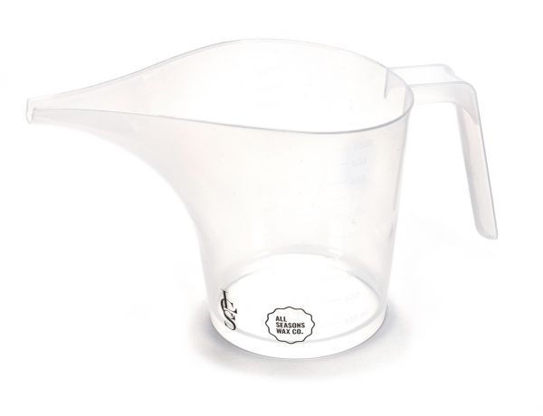 Plastic Pouring Jug 1Lt – Clear