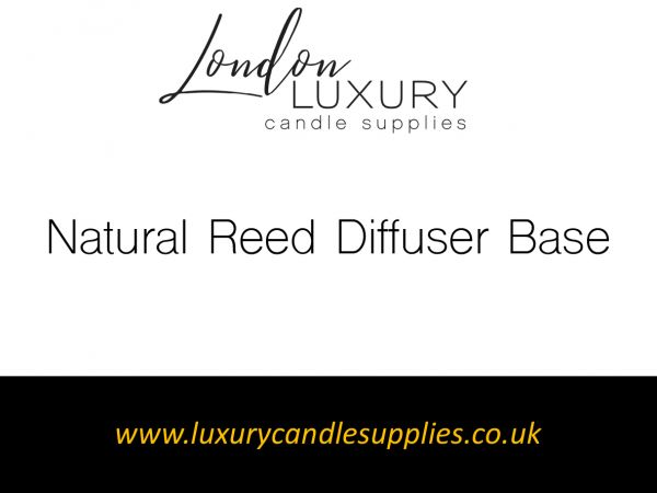 All Natural Reed Diffuser Base