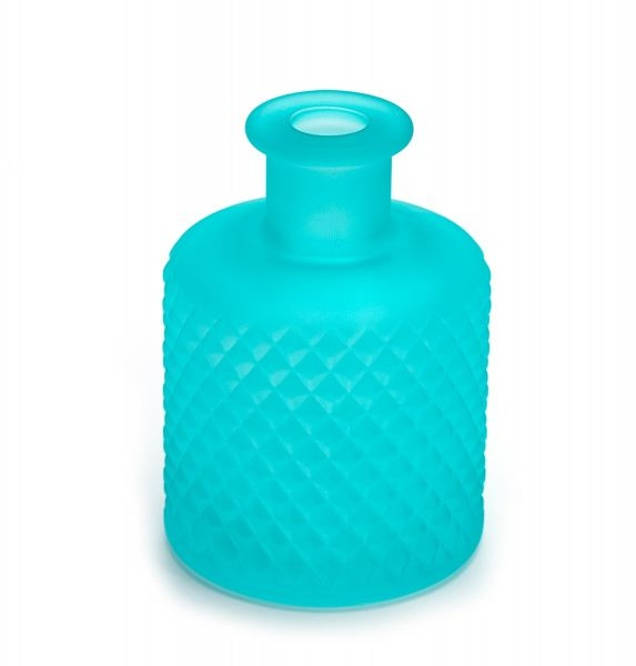 Bohemian GEO Diffuser Bottle (200ml) : Frosted Teal