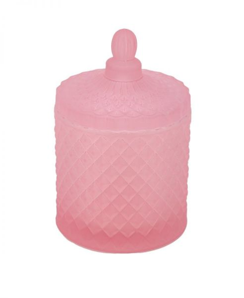 Frosted Pink Geo - 250 GRAMS - Private Label