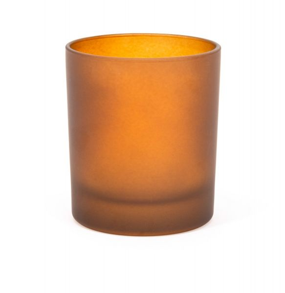 Large Classic Tumbler -  Frosted Amber