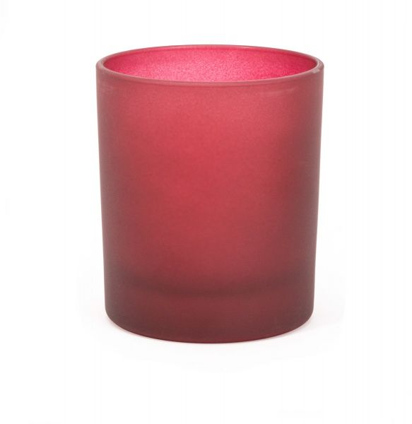 Large Classic Tumbler - Frosted Burgundy