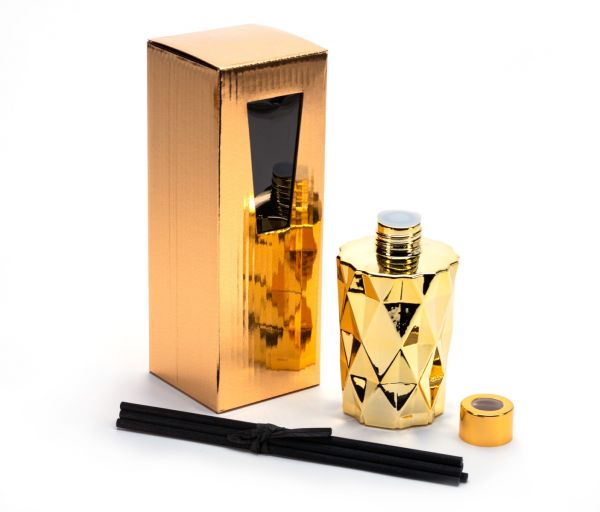 Diamond Diffuser Gift Set (170ML) : Gold
