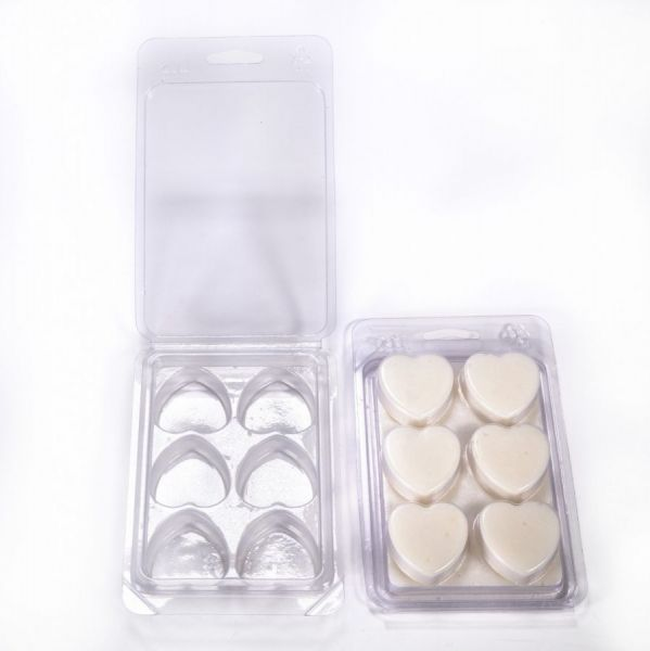 Heart Wax Melts - 100 GRAMS - Private Label