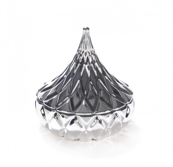 Hershey Kiss (200ml) : Silver