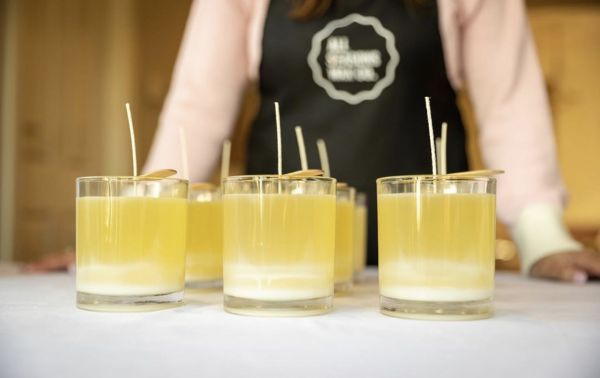 Online Candle Making Class
