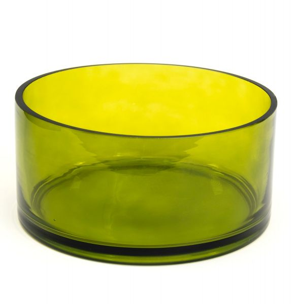 Large Candle Bowl – Green