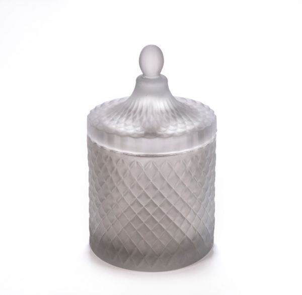 Large GEO (500ml) : Bohemian Frosted Grey