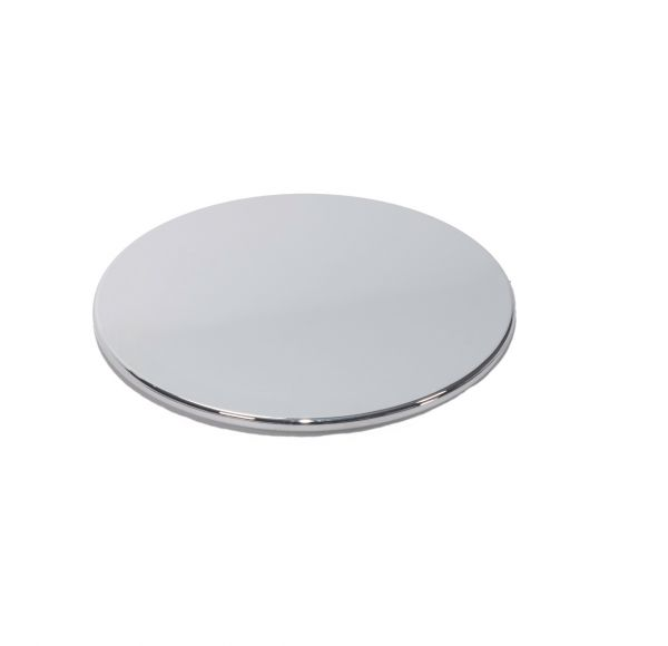 Large Lid : Silver (Electroplated Silver)