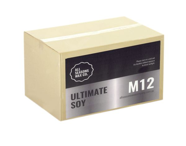 M12 – Ultimate Soy Wax Solution: 15KG