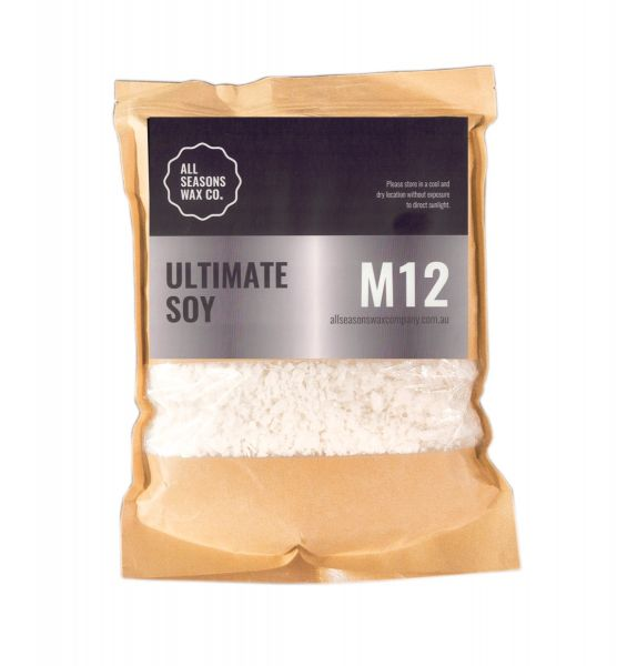 M12 – Ultimate Soy Wax Solution: 1KG