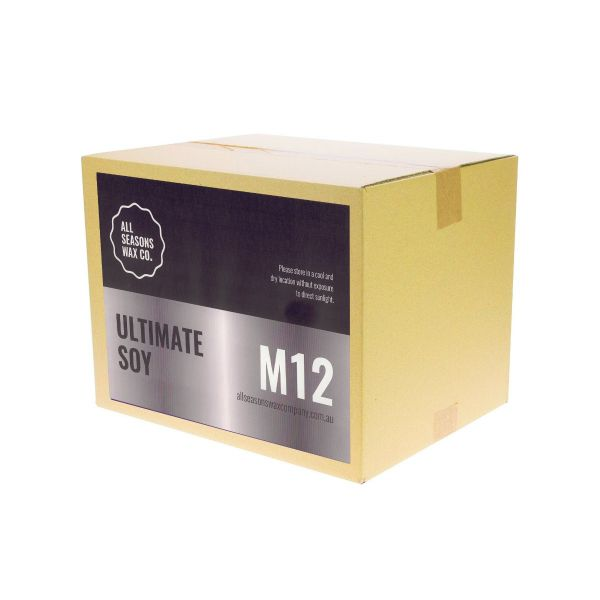 M12 Ultimate Soy Wax Solution : 5KG