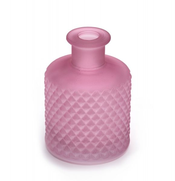 Bohemian GEO Diffuser Bottle (200ml) : Frosted Pink