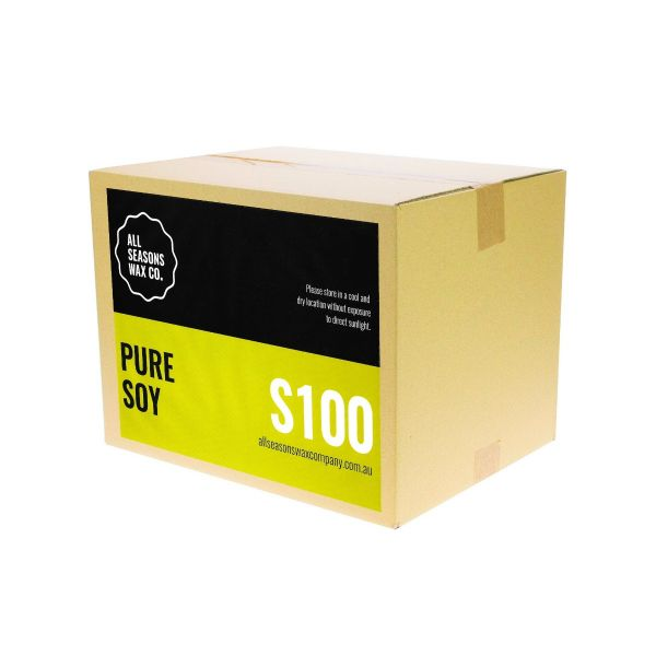 S100 Pure Soy Wax : 5KG