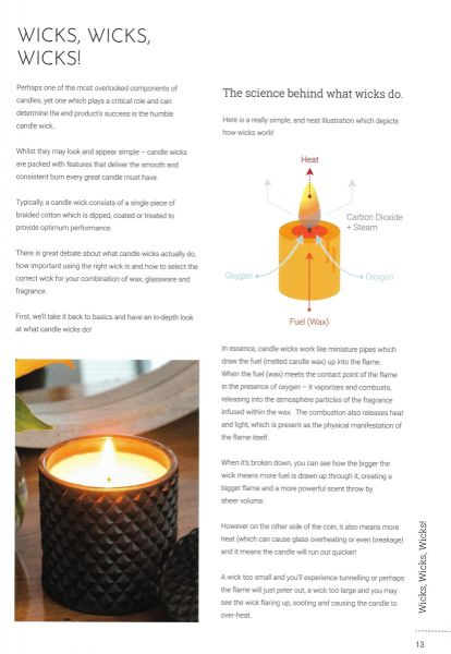 Candle Making Starter Book